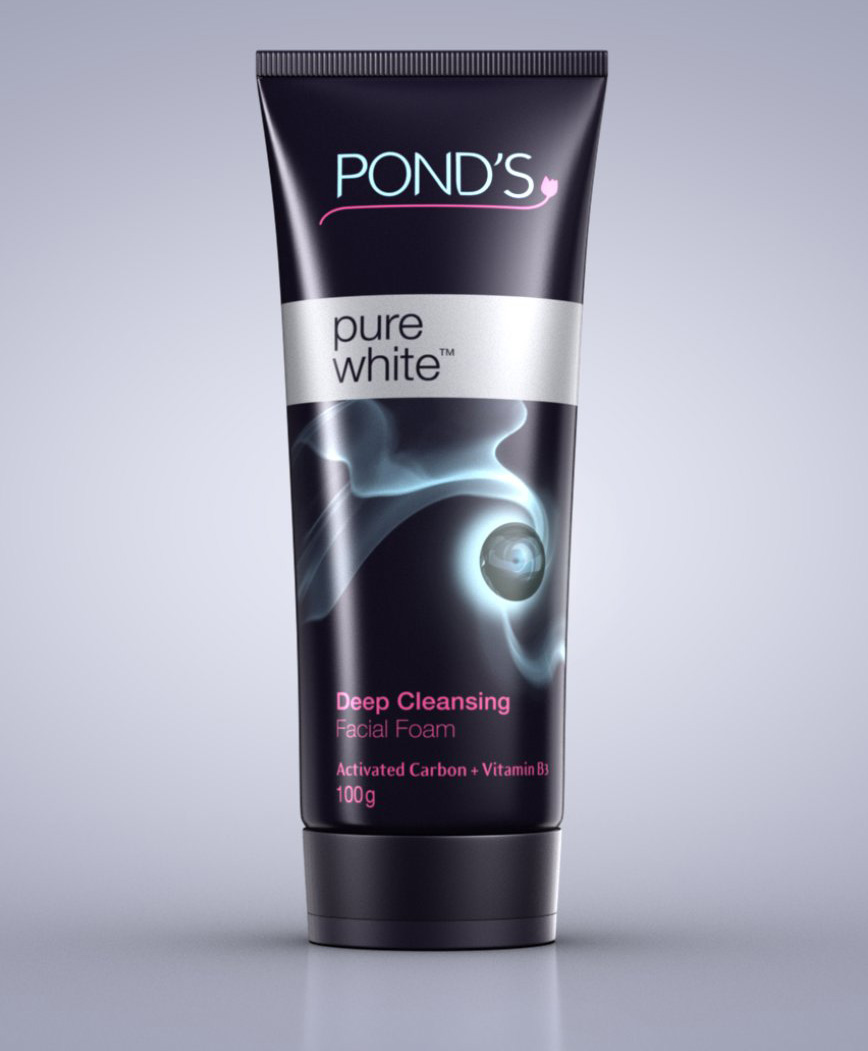 Pond s product vis animation for Ponds products